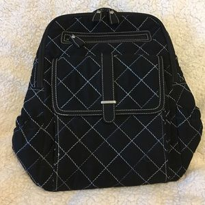 Vera Bradley Quilted Backpack